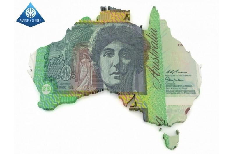 green australian dollar, currency
