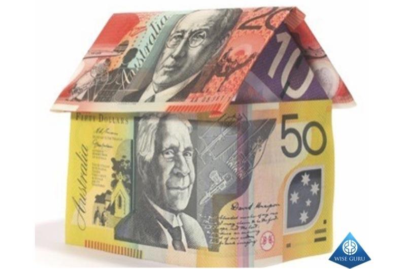 australian dollar build as a house