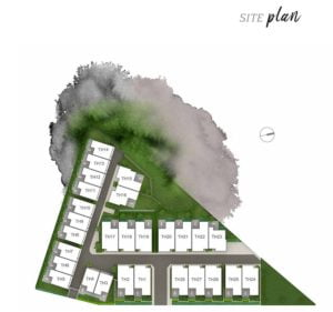 Site Plan SilverGum