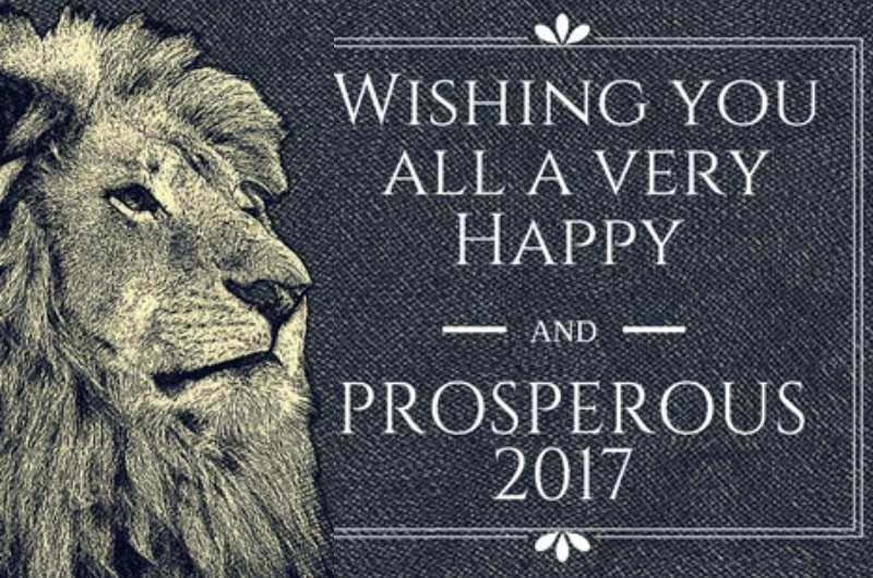 Wishing you all very Happy & Precious 2017