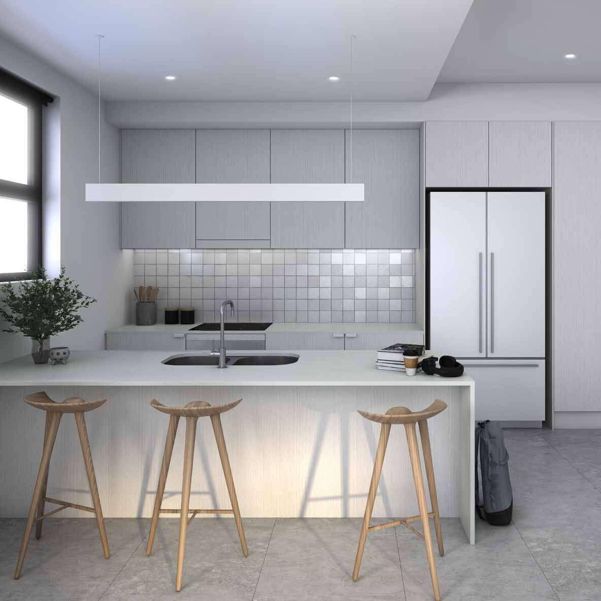 Curio by Mosaic kitchen