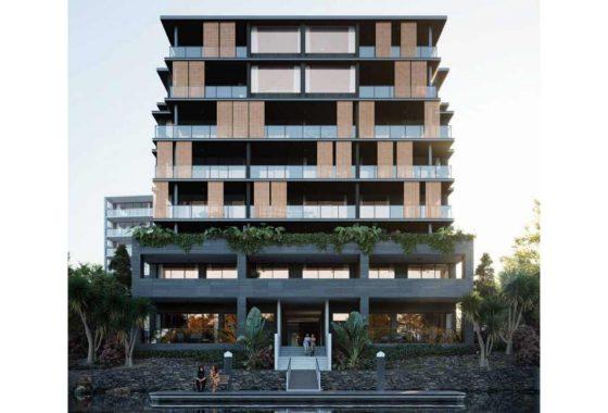 apartment building in australia