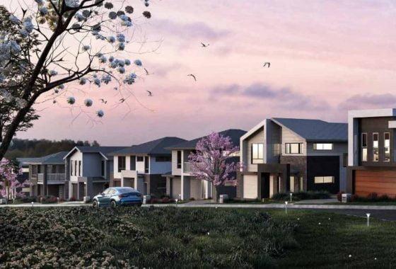 suburb in Miles Platting Road