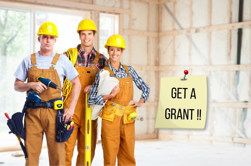 Home Builder Grant